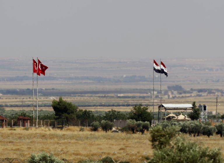 Ενταση στα σύνορα της Τουρκίας με τη Συρία | tovima.gr
