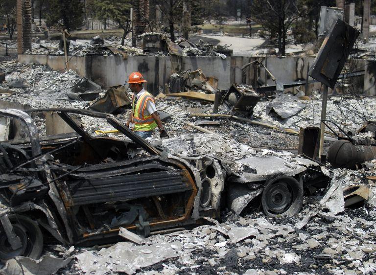 ΗΠΑ: Υπό έλεγχο οι περισσότερες πυρκαγιές στο Κολοράντο | tovima.gr