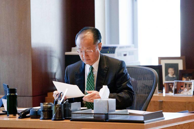 Ετοιμος να δώσει συμβουλές στην Ελλάδα ο πρόεδρος της Παγκόσμιας Τράπεζας | tovima.gr