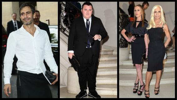 Διάσημοι μόδιστροι στο σόου του Dior | tovima.gr
