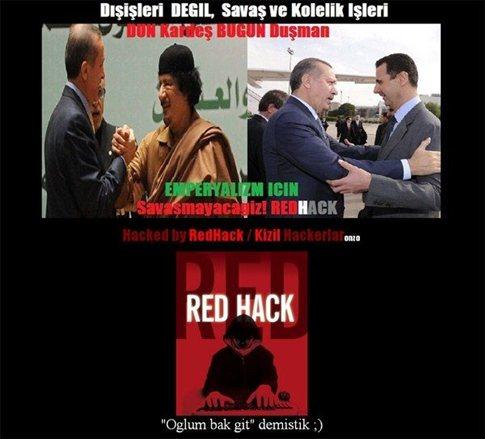 Τουρκία: Χάκερ χτύπησαν το Υπουργείο Εξωτερικών   tovima.gr