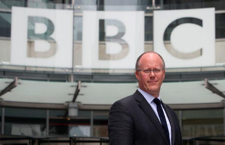 BBC: Νέος γενικός διευθυντής ο Τζορτζ Εντγουίσλ | tovima.gr