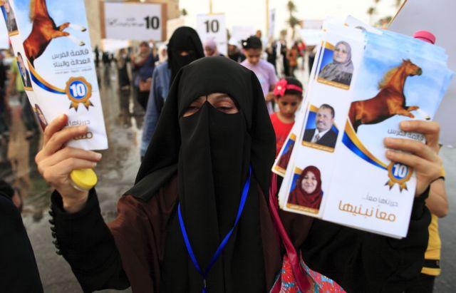 Κάλπες με άφθονο σασπένς στην Λιβύη   tovima.gr