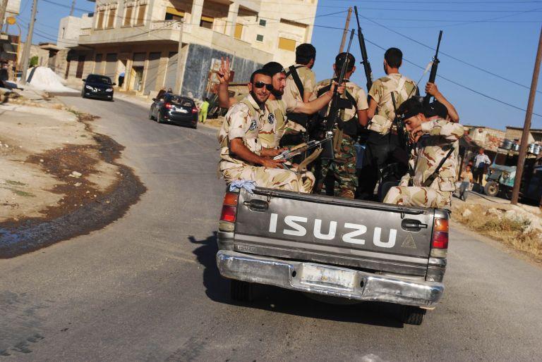 «Μαχητές της Αλ Κάιντα περνούν στη Συρία» λέει το Ιράκ | tovima.gr