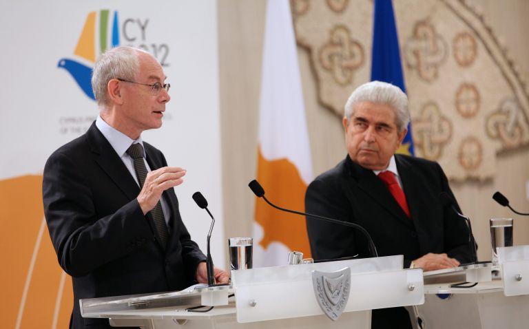 Ρομπάι: Η Κύπρος θα έχει την πλήρη στήριξη των Βρυξελλών στην προεδρία | tovima.gr