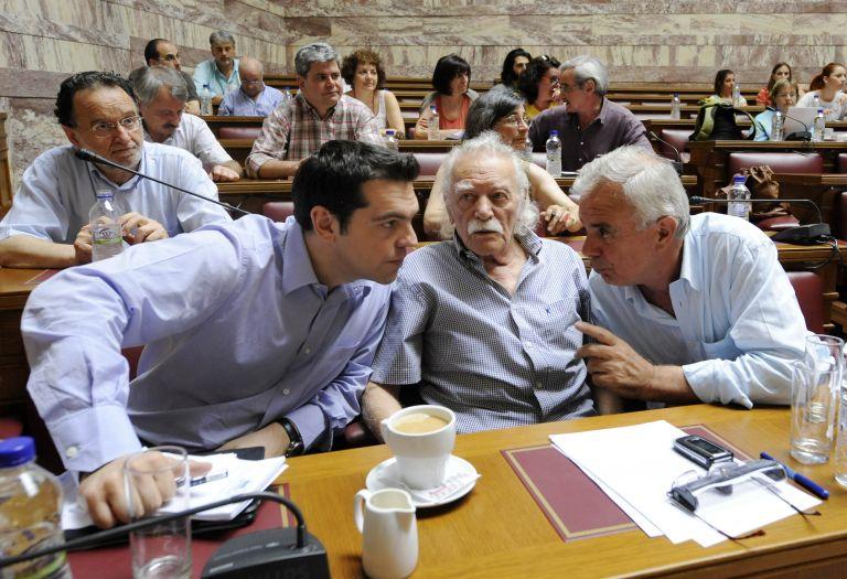 ΣΥΡΙΖΑ: «Κυβέρνηση μνημονίου κι όχι επαναδιαπραγμάτευσης»   tovima.gr