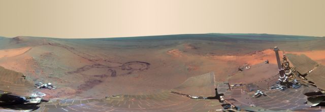 Το πανόραμα του Αρη | tovima.gr
