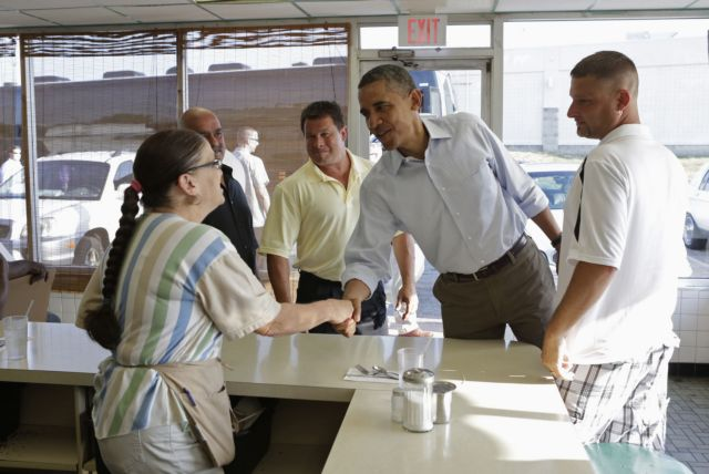 Σερβίρισε πρωινό στον Ομπάμα και μετά… πέθανε | tovima.gr