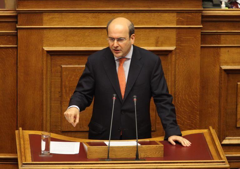 Κ. Χατζηδάκης: Οι τέσσερεις άξονες της ανατροπής της ύφεσης | tovima.gr