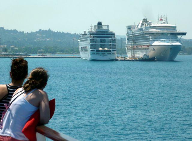 Κέρκυρα: Μικρή μείωση αριθμού επιβατών κρουαζιέρας τον Ιούλιο   tovima.gr