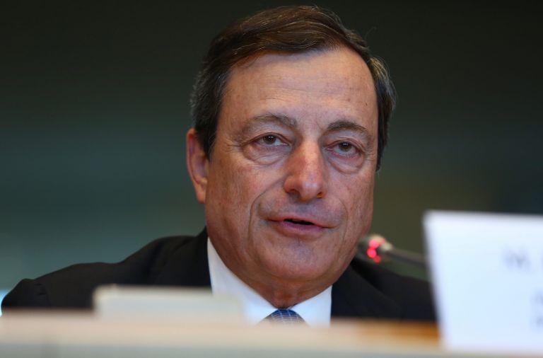 Μ. Ντράγκι: Ανοικτό αφήνει το ενδεχόμενο για απευθείας παρέμβαση στις αγορές | tovima.gr