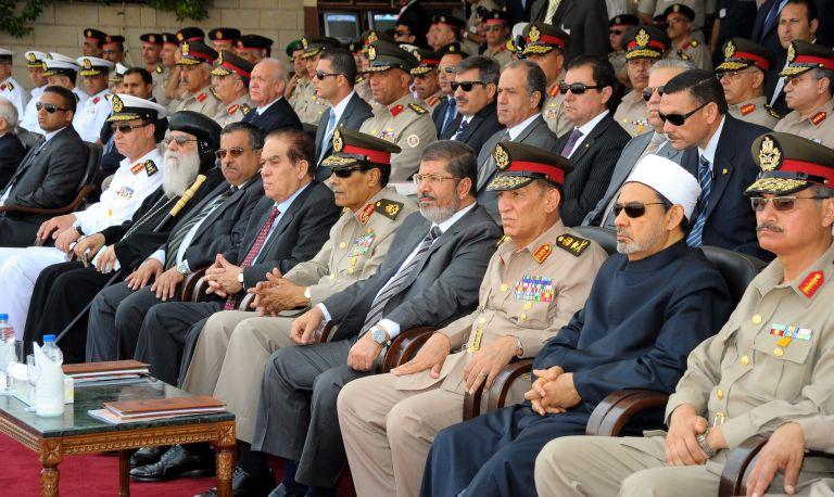 Αίγυπτος: Απέρριψε το Συνταγματικό Δικαστήριο την επαναφορά της Βουλής | tovima.gr