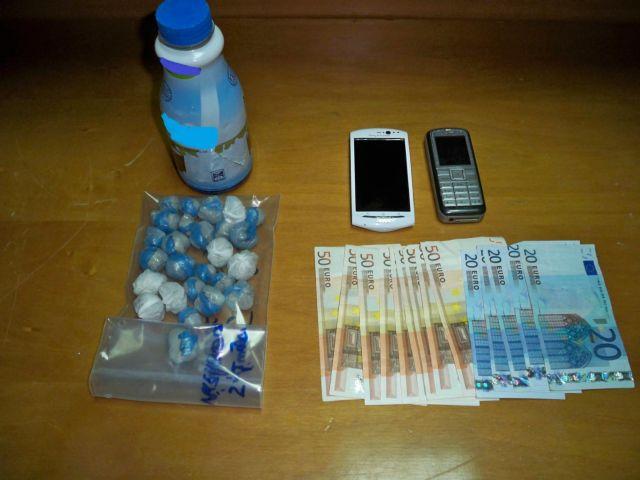 Συνελήφθη 32χρονος στα Ιωάννινα για διακίνηση ηρωίνης   tovima.gr