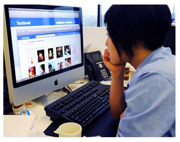 Το Facebook εκτρέφει το άγχος   tovima.gr