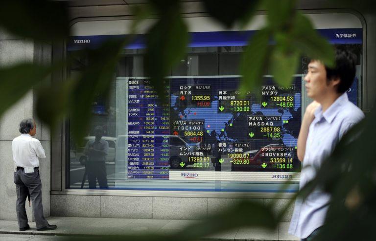 Ιαπωνία: Ελαφρά υποβάθμιση των προβλέψεων για την ανάπτυξη | tovima.gr