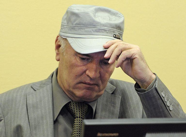 Χάγη: Διεκόπη η δίκη Μλάντιτς λόγω ασθένειας του κατηγορούμενου   tovima.gr