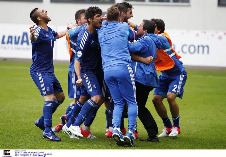 Η Εθνική Νέων αντιμέτωπη με την Ισπανία στον τελικό του EuroU19   tovima.gr