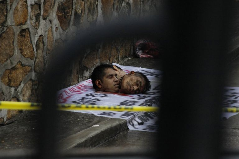 Μεξικό: Εγκλημα αδιανόητης βαρβαρότητας στη Βερακρούς   tovima.gr