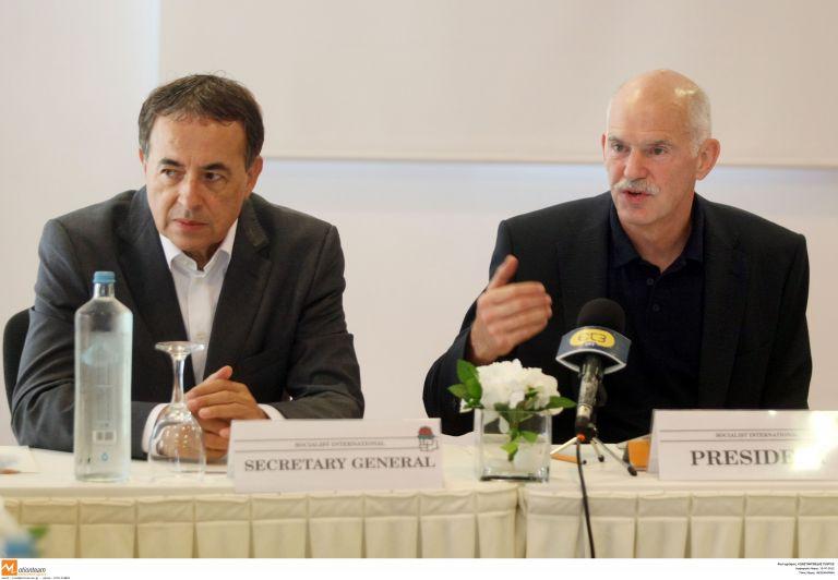 Γ. Παπανδρέου: Η ΕΕ δεν κατάφερε να αντιμετωπίσει την κρίση   tovima.gr