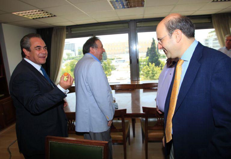 Κ. Χατζηδάκης: Στις προτεραιότητες μας η αντιμετώπιση της ρευστότητας   tovima.gr