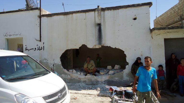 Ερυθρός Σταυρός: «Εμφύλιος πόλεμος η αιματοχυσία στη Συρία» | tovima.gr