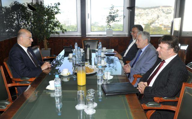 Φ. Κουβέλης: Να επαναπροσδιορισθεί η λειτουργία της ΕΥΠ | tovima.gr
