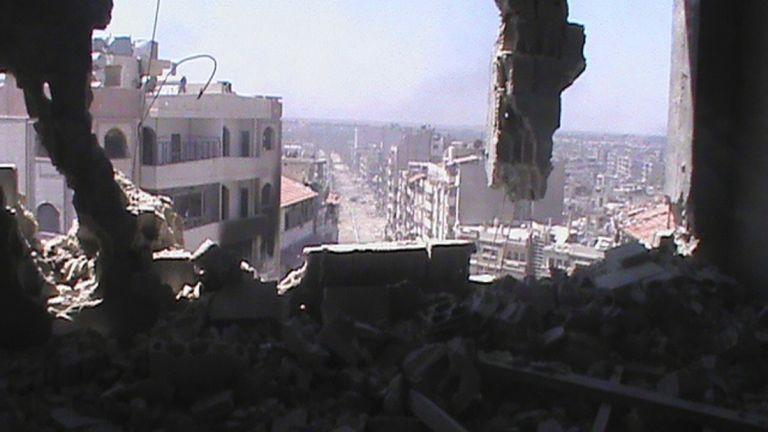 Ν. Φαρές: Ο Ασαντ δεν θα διστάσει να χρησιμοποιήσει χημικά όπλα | tovima.gr