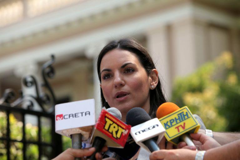 Ολγα Κεφαλογιάννη: Ο τουρισμός μπορεί να συμβάλλει στην ανάκαμψη   tovima.gr