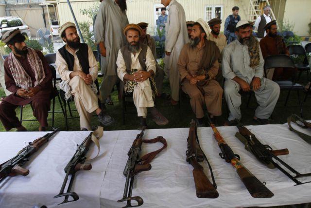 Αφγανιστάν: Αστυνομικοί αυτομόλησαν… στους Ταλιμπάν | tovima.gr