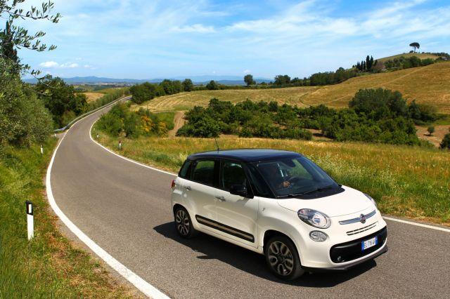 Fiat 500L | tovima.gr