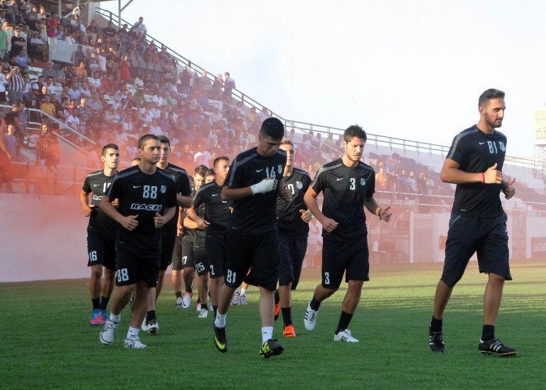 Σούπερ Λίγκα: Αρχίζει το ματς! | tovima.gr
