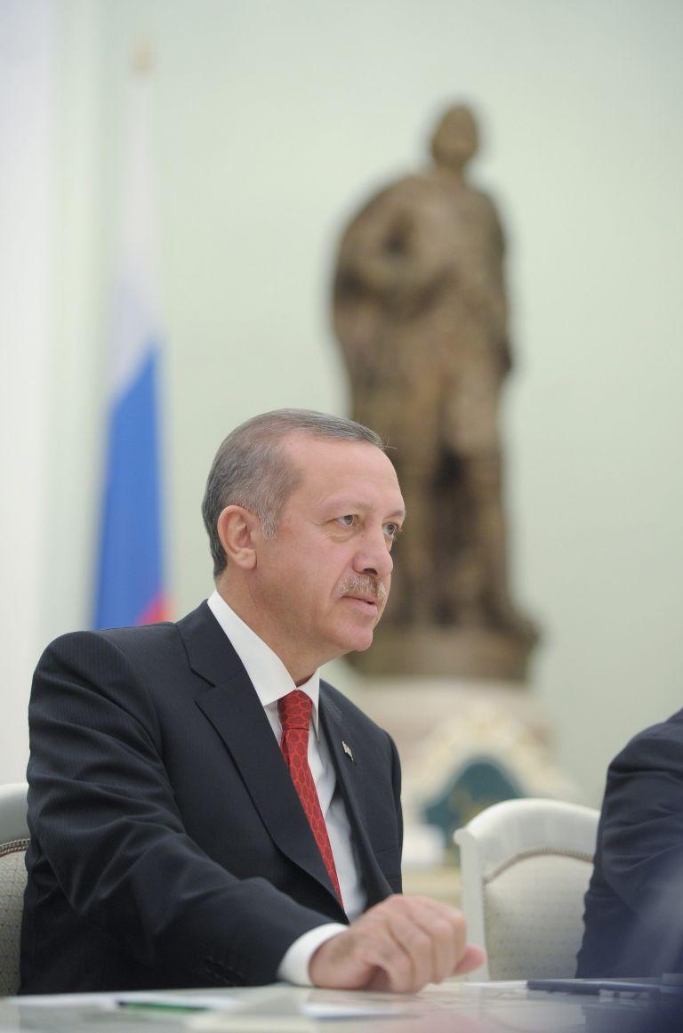 Ερντογάν: «Δεν θα αφήσουμε να δημιουργηθεί βάση του ΡΚΚ στη Συρία» | tovima.gr
