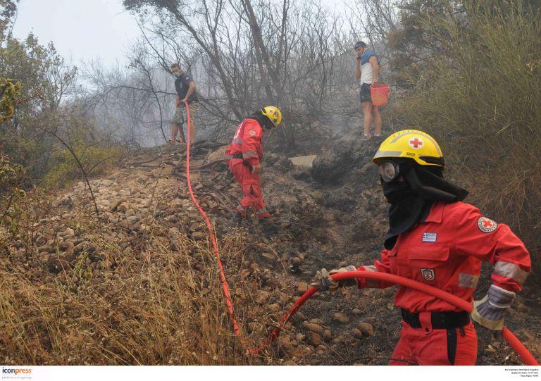Πυρκαγιά στο Σταυράκι Ιωαννίνων και στην Αρκαδία   tovima.gr