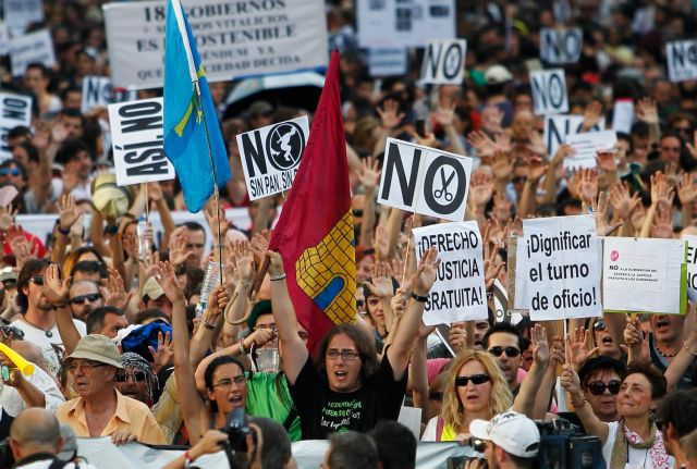 H Μαδρίτη χάνει το τρένο των δημοσιονομικών στόχων | tovima.gr