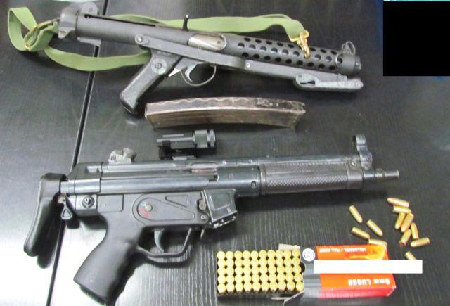 Μίνι οπλοστάσιο εντοπίστηκε σε σπίτι στην Χαλκίδα   tovima.gr