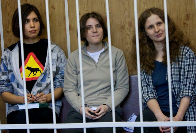 Ντροπή στα δικαστήρια του Πούτιν! | tovima.gr