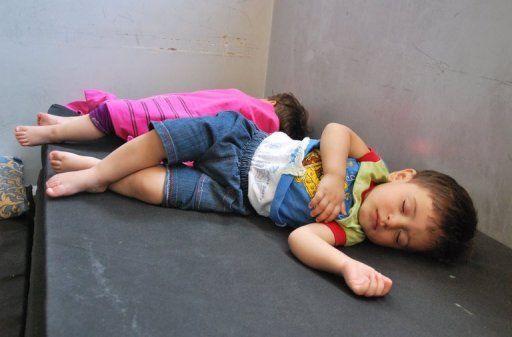 Παιδιά και έφηβοι, τα μεγάλα θυματα του πολέμου στη Συρία | tovima.gr