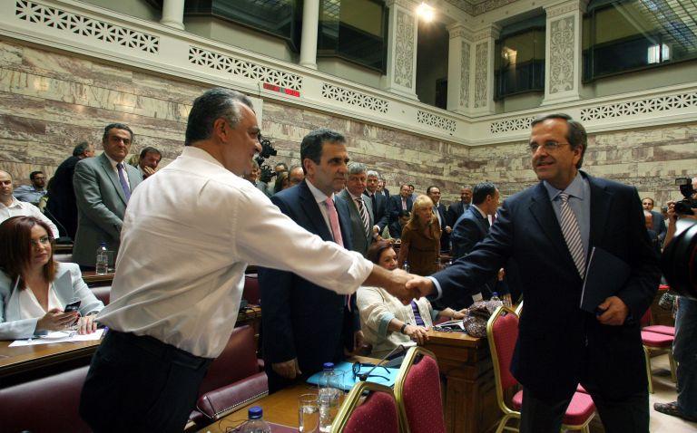 Υποψηφιότητα Κεφαλογιάννη για τη θέση του γραμματέα της ΝΔ | tovima.gr