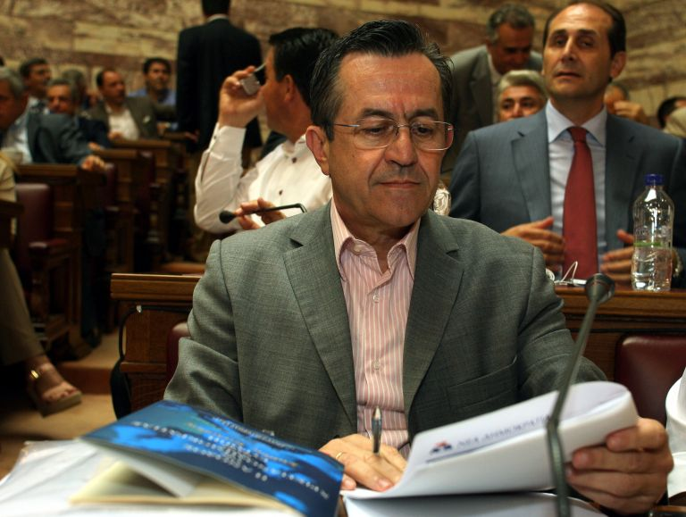 Εκτός Κ.Ο. της ΝΔ έπειτα από σχόλιο του στο twitter ο Ν. Νικολόπουλος | tovima.gr