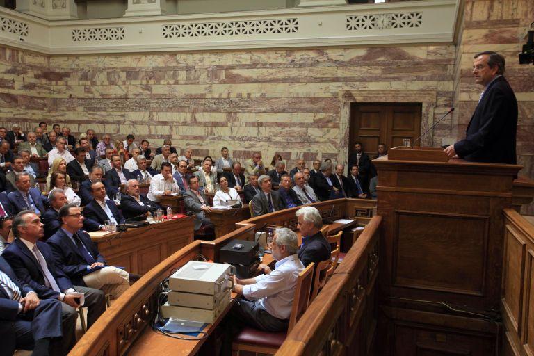 Ο φόβος των απείθαρχων βουλευτών πάνω από το Μαξίμου | tovima.gr