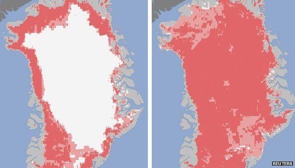 Λιώσιμο «εξπρές» στη Γροιλανδία   tovima.gr