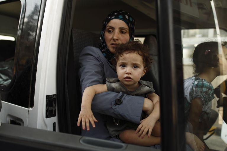 Συρία: Συνεχίζονται οι σφοδρές μάχες γύρω από τη Δαμασκό | tovima.gr