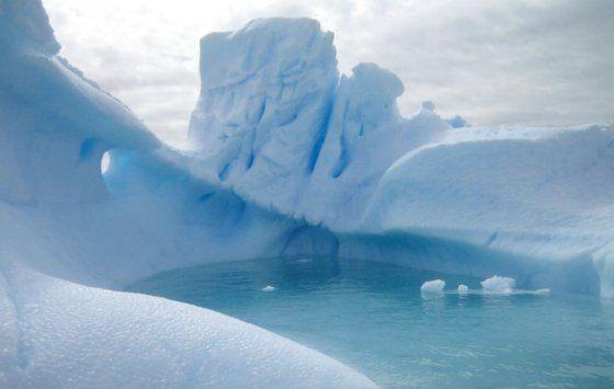 Υπόγειο Γκραν Κάνιον στην Ανταρκτική   tovima.gr