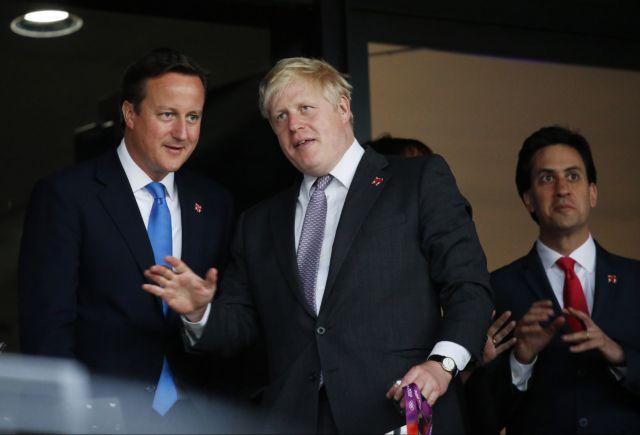 Αγγλία: Οι Συντηρητικοί δείχνουν Μπόρις Τζόνσον για επόμενο αρχηγό   tovima.gr