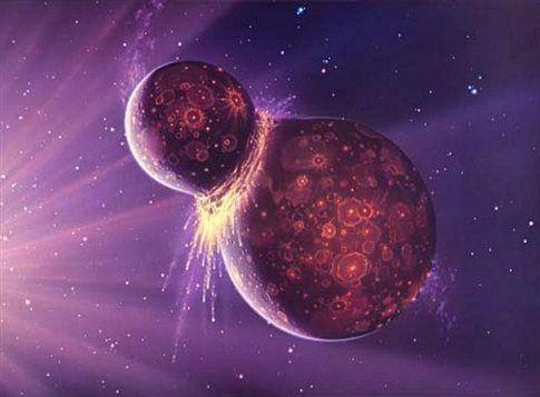 Η Σελήνη «γεννήθηκε» μετά από… εγκατάλειψη σε τροχαίο | tovima.gr