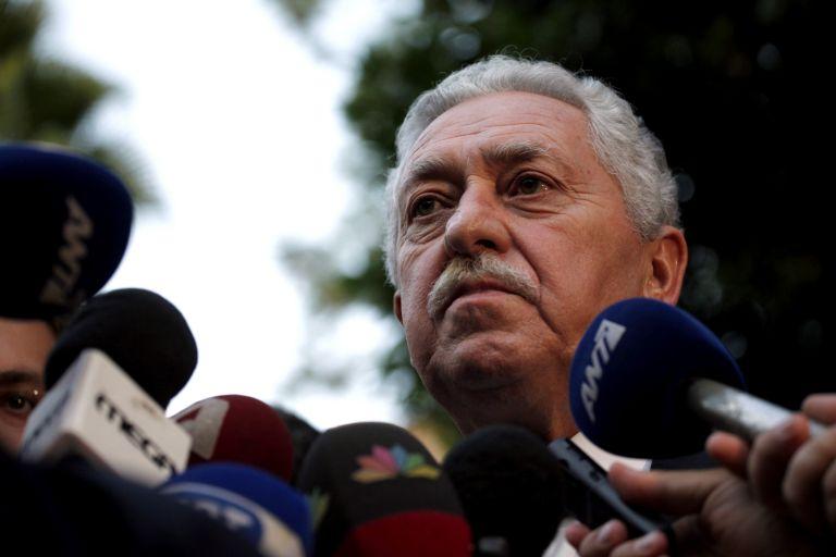 Φ. Κουβέλης: Ακανθώδη τα προβλήματα της χώρας | tovima.gr