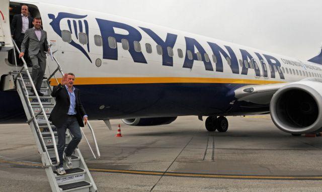 Ryanair: Στόχος τέσσερα εκατ. επιβάτες από 11 αεροδρόμια στην Ελλάδα το 2014 | tovima.gr