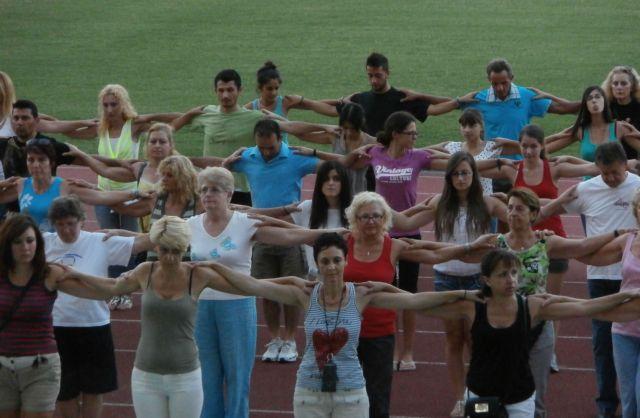 Ο Βόλος «χορεύει» συρτάκι για το Γκίνες | tovima.gr