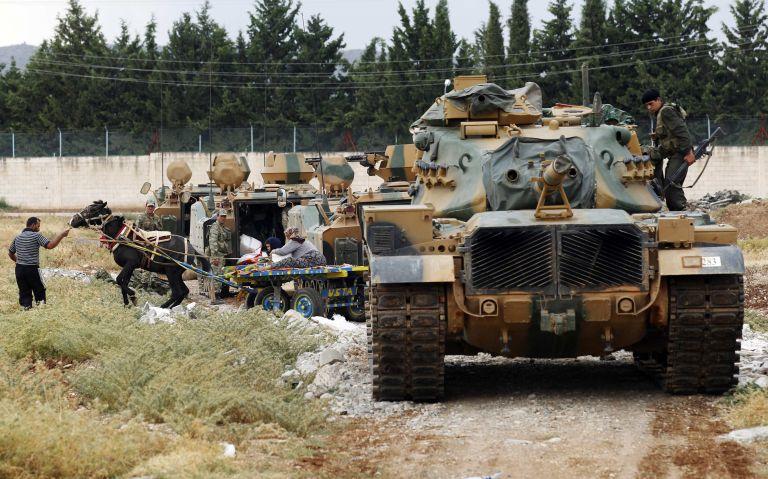 Συρία: Κατηγορεί την Τουρκία για «υποστήριξη των τρομοκρατών»   tovima.gr
