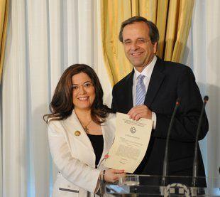 Ελένη Μαρτσούκου: Η γυναίκα που «προλαβαίνει» τα ευρωπαϊκά πρόστιμα | tovima.gr